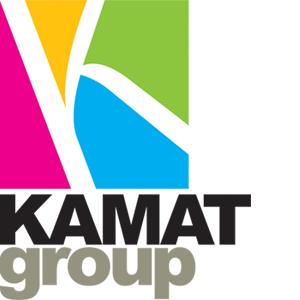 Kamat Group Logo